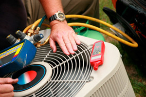 Air conditioner service and maintenance