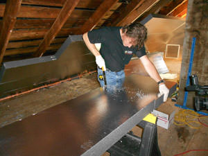 Rigid Foam Insulation from Complete Home Solutions