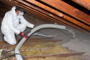 Blown-in Insulation in Annapolis